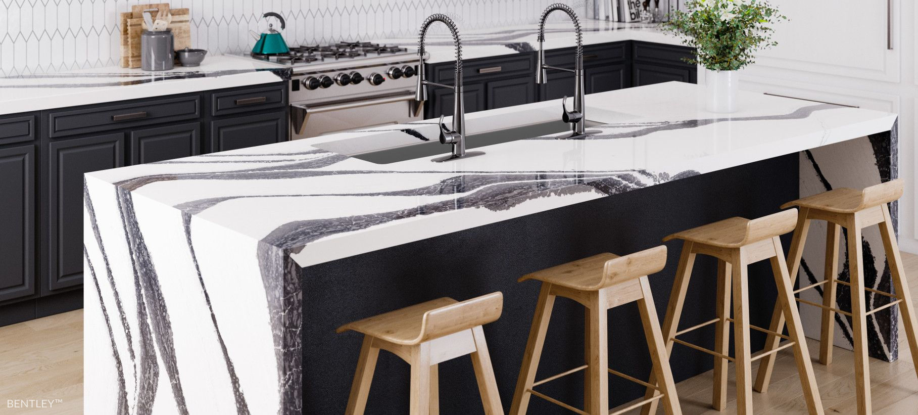 Cambria-Bentley-kitchen