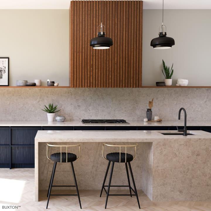 Cambria-Quartz-Countertops-Buxton-Kitchen