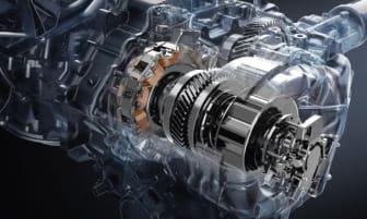 Info Graphic: Hybrid transmission