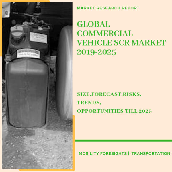 Global Commercial vehicle SCR Market