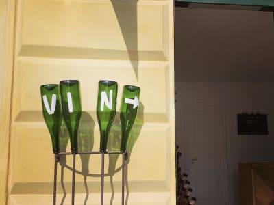 Billede fra R9 Wine