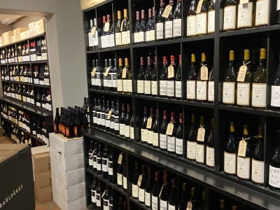 Billede fra Les Terroirs du Vin