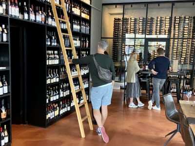 Photo from Distinto Tasting Room & Shop