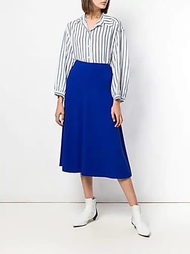go for forte forte striped shirt