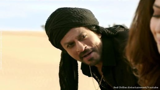 raees alam featuring shah rukh khan zaalima, raees, 2017