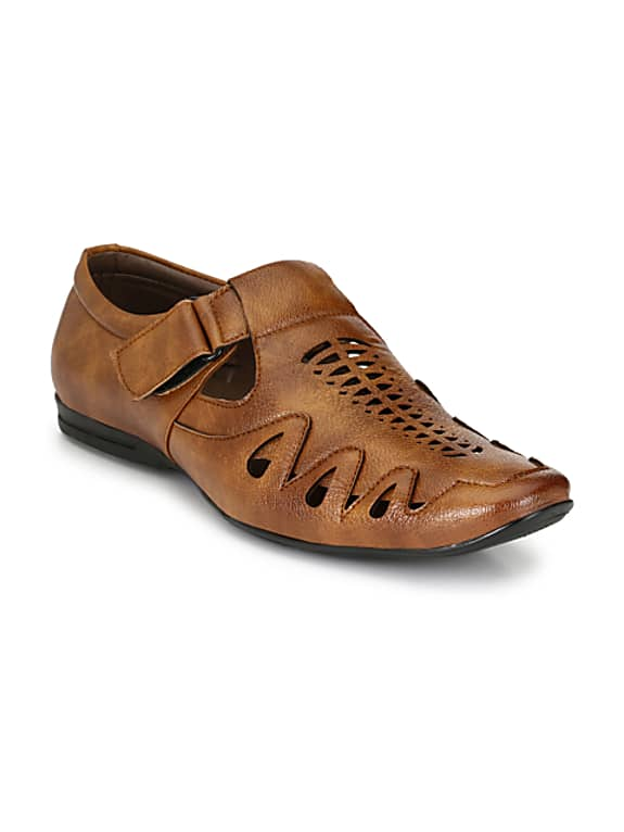 sir corbett men brown sandals