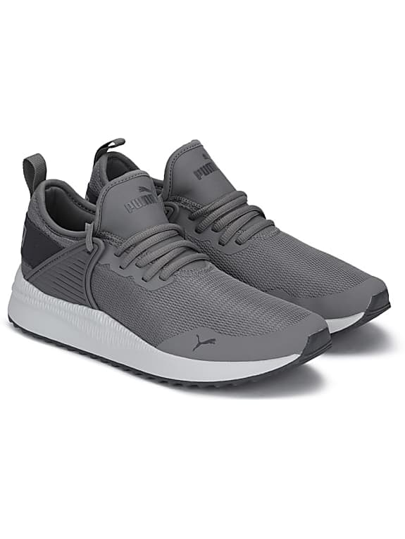 puma pacer next cage sneakers for men(grey)