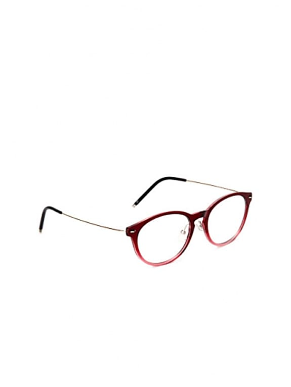 allen solly unisex red frames