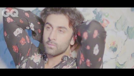 lead artiste featuring ranbir kapoor ranbir kapoor breaks them all | get behind the scenes, gq india, 2018