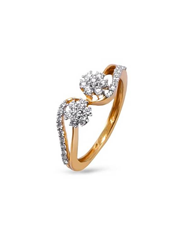 diamond ring from pride collection
