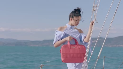actress featuring alia bhatt spring summer 2018 collection, caprese bags, 2018