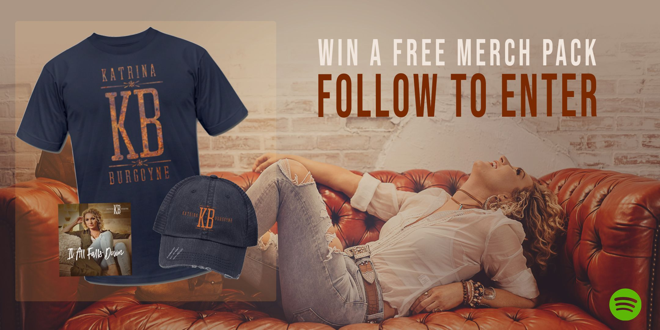 Image for contest: Follow for FREE MERCH