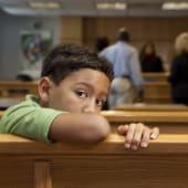 Boy in Court