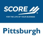 SCORE Pittsburgh Logo