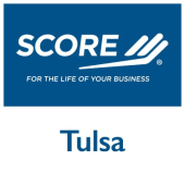 SCORE Tulsa Logo