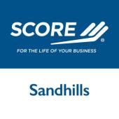 SCORE Sandhills Logo