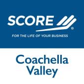 SCORE Coachella Valley Logo