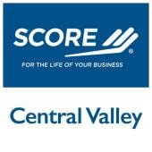 SCORE Central Valley Logo