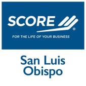 SCORE San Luis Obispo Logo
