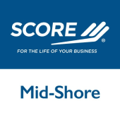 SCORE Mid-Shore Logo