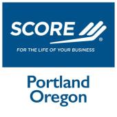 SCORE Portland logo