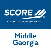 SCORE Middle Georgia Logo