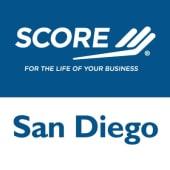 SCORE San Diego Logo