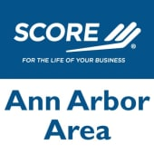 SCORE Ann Arbor Area Logo