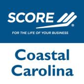 SCORE Coastal Carolina Logo