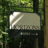 Horizons Sign