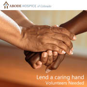 lend a caring hand
