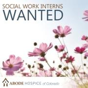 Social Work Interns Wanted