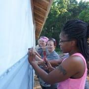 Construction Volunteer: Habitat for Humanity of Berkeley County