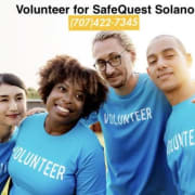 Volunteer for SafeQuest