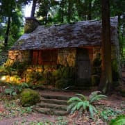 Stone Cabin--Photo: Mary Edmeades