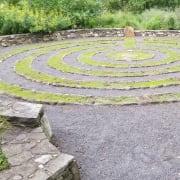 Healing Garden Labyrinth