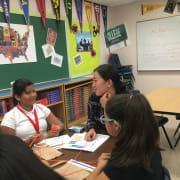 School-based mentoring
