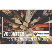 Volunteer w-ParentTrust