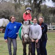 Horse Leader and Sidewalkers