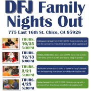 2018-2019 DFJ Family Night Out