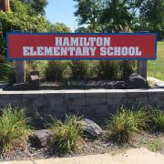 Hamilton Sign - Summer