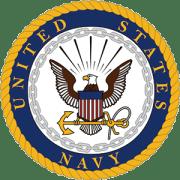 Navy shield