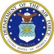 Air Force shield