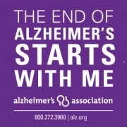 End of ALZ Starts with Me