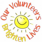Volunteers Brighten Lives