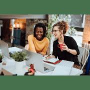 Mentoring at Coffee Shop - Women