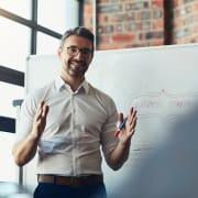 Workshop Presenter Biz Strategy