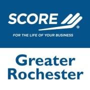 SCORE Greater Rochester Logo