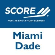 SCORE Miami Dade Logo