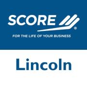 SCORE Lincoln Logo